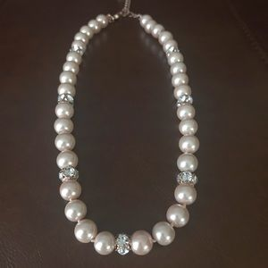 Light pink authentic Kate Spade pearls! NEW!